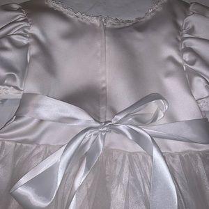 Rosebud Dresses - Rosebuds flower girl dress size 9